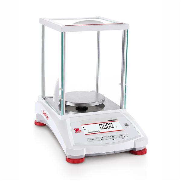 Ohaus PX523 Pioneer Precision Balance (replacement for PA523C), 520 g Capacity, 0.001 g Readability