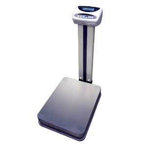 CAS DL-300 Bench/Platform Scale, 150000 g Capacity, 50 g Readability