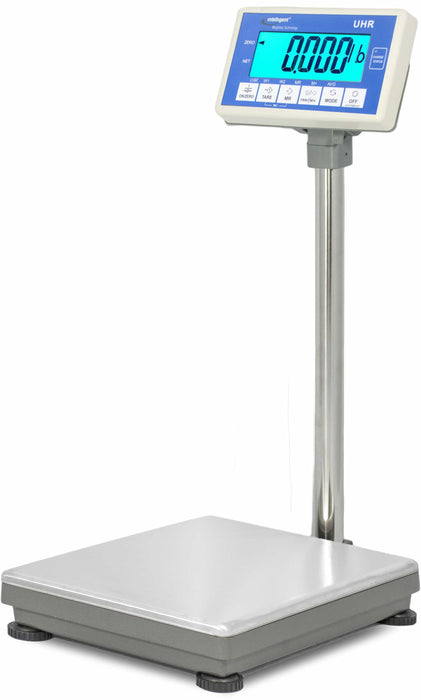 Intelligent Weighing UHR-30EL High Precision Laboratory Bench Scale, 30000 g Capacity, 1 g Readability