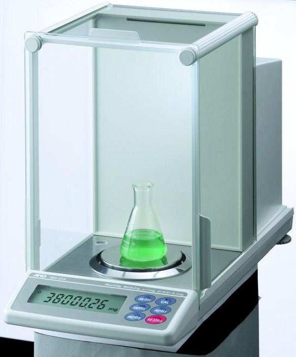 A&D GH-200 GH Series Analytical Balance
