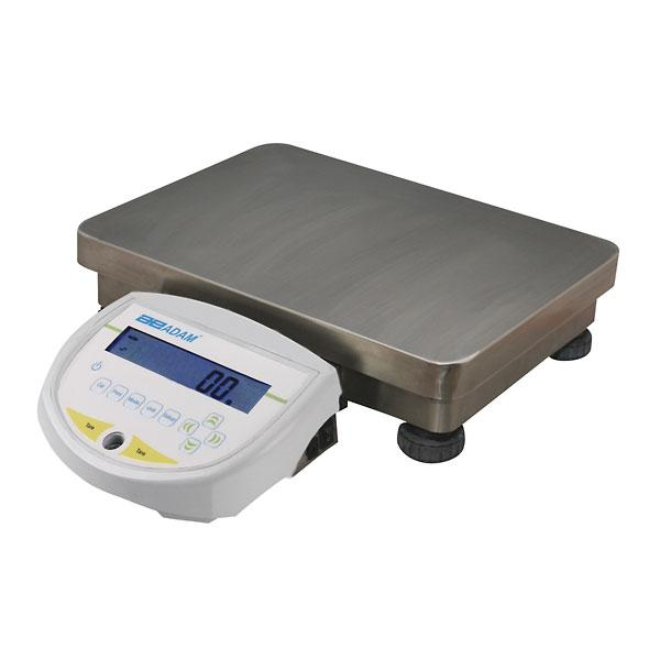 Adam Equipment NBL 12001e Nimbus Precision Balance, 12000 g Capacity, 0.1 g Readability