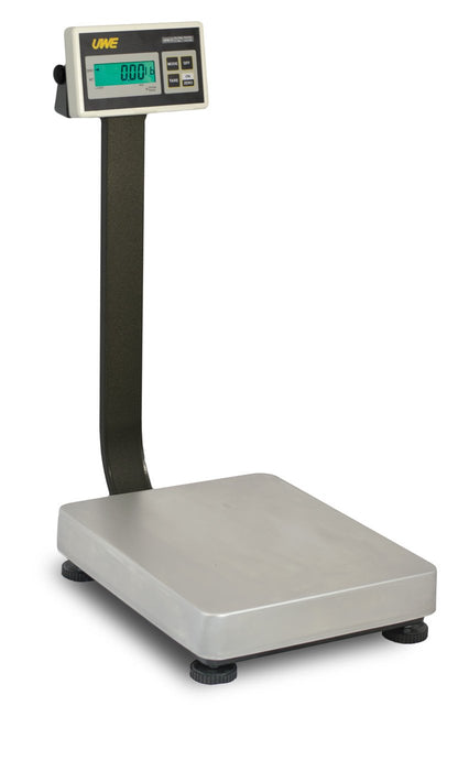 Intelligent Weighing AFW-F132 AFW Series Industrial Bench Scale, 60000 g Capacity, 10 g Readability