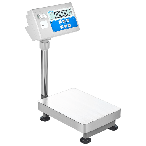 Adam Equipment BKT 35a Bench Scale with Printer, 35 g Capacity, 0.5 g Readability