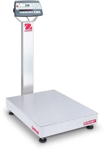 Ohaus D52P125RTX2 Multifunctional Bench Scale, 125000 g Capacity, 5 g Readability