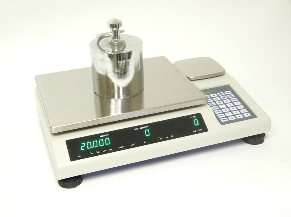 TREE DCT 50 Dual Counting Scale