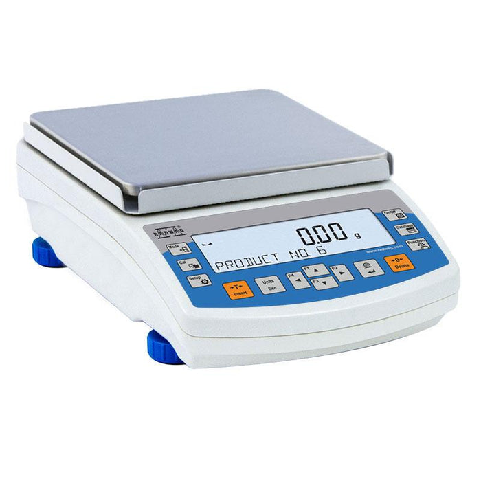 Radwag PS 4500.R1.M Precision Balances, 4500 g Capacity, 0.005 g Readability