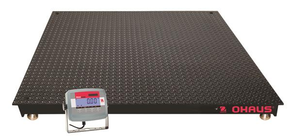 Ohaus VN31P5000X VN Series Floor Scales Scale