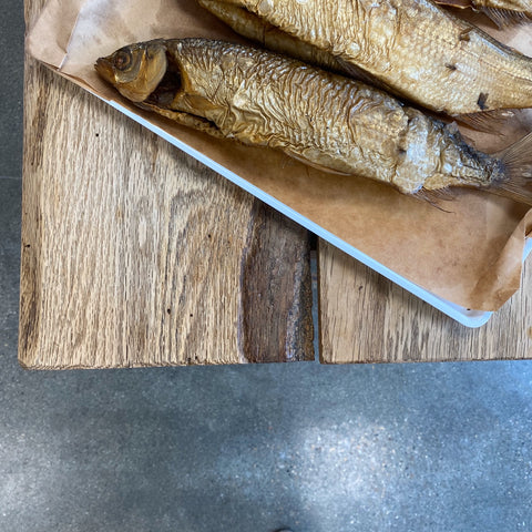 Whole Smoked Herring