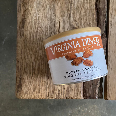 Butter Toasted Virginia Peanuts