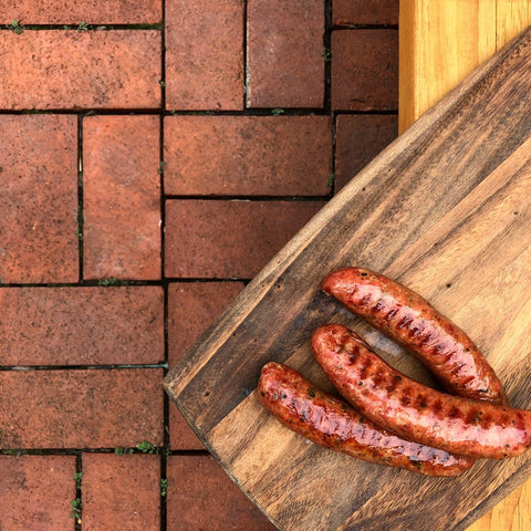 Smoked Wild Fennel Sausage Links: 3.5lb Special