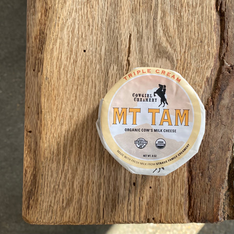 Mt. Tam by Cowgirl Creamery