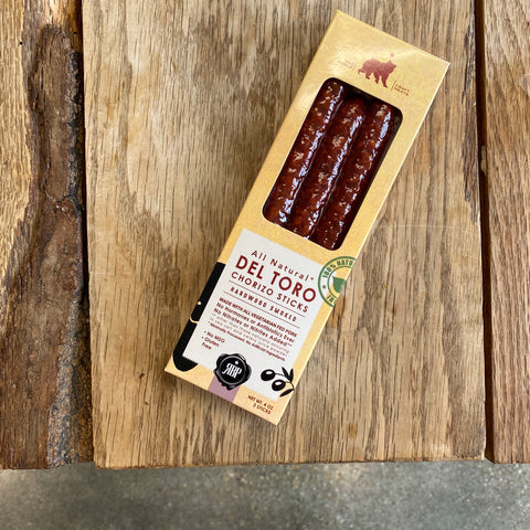 Del Toro Chorizo Sticks