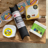 All-Indiana Victory Cheese Box: supports independent cheesemakers