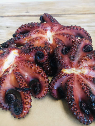 Smoked Baby Octopus
