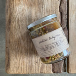Pickled Lady Pea Relish