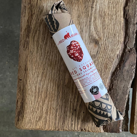 Red Square Salame