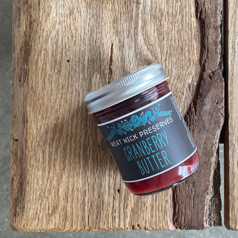 Neat Nick Cranberry Butter