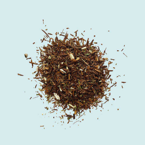Infusion rooibos et CBD