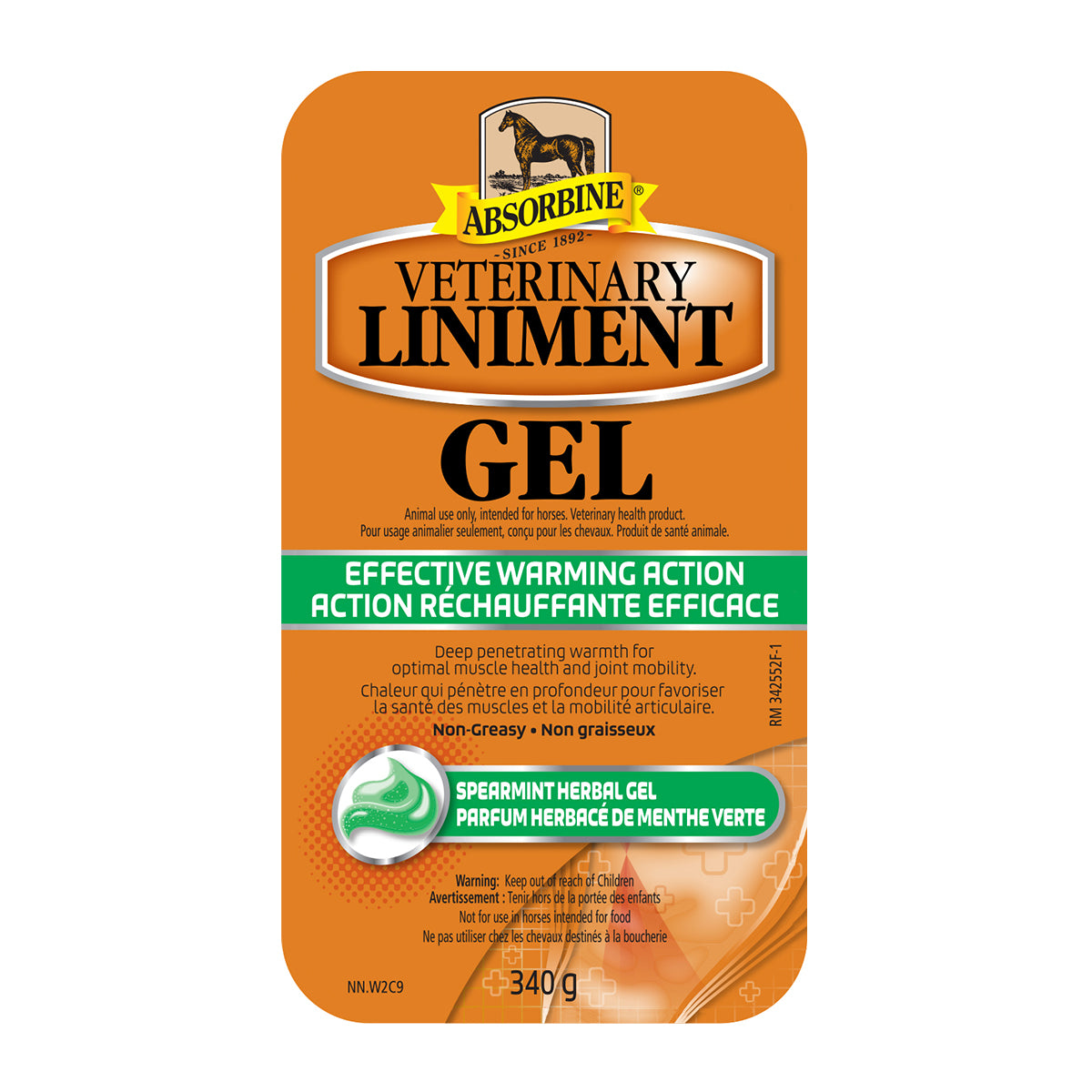 Absorbine® Veterinary Liniment Gel