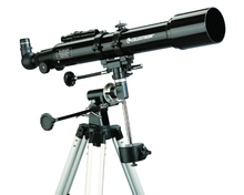 "Celestron Powerseeker 60mm (2.4"") Refractor Telescope on EQ1"