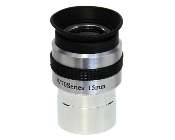 "Antares W70 15mm 70° Eyepiece (1.25"")"