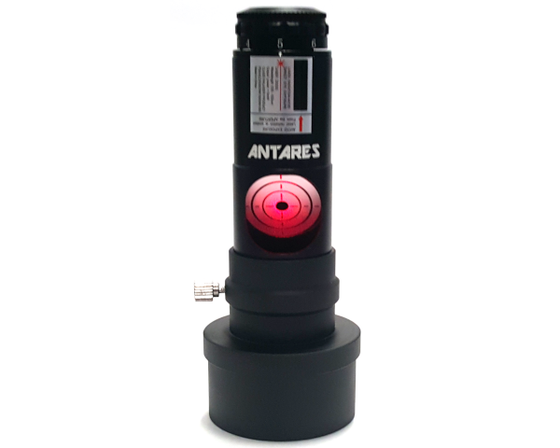 "Antares Laser Collimator w/ Viewport (1.25""/2""))"
