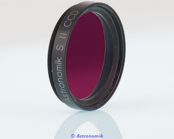 "Astronomik Sulphur-II (SII) Narrowband 12nm CCD Filter (2"")"