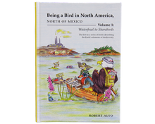 Being a Bird in North America Vol 1. Waterfowl to Shorebirds