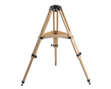 Berlebach Report Wood Tripod with Tray and Double Clamps