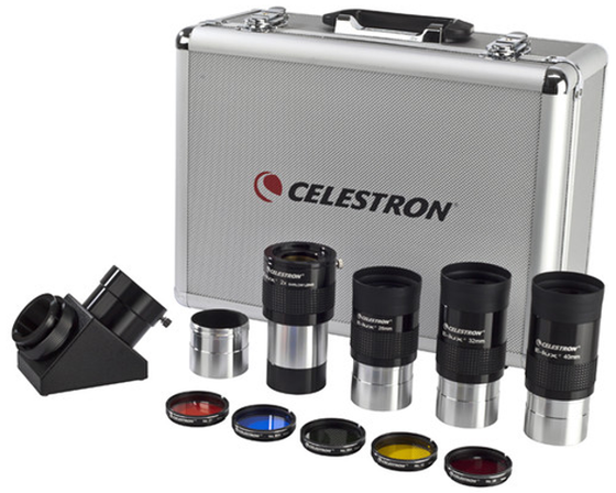 "Celestron 2"" Eyepiece and Filter Kit"