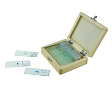 Celestron 25 Piece Prepared Microscope Slides Kit