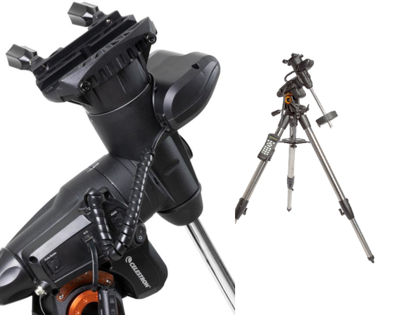 Celestron Advanced VX Computerized Equatorial Mount (New 2019 Model)