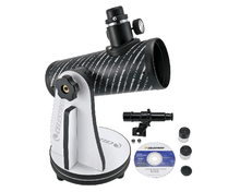 "Celestron 76mm (3"") Firstscope Telescope and Accessory Kit Bundle"