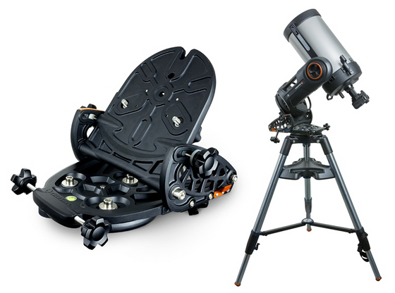 Celestron Equatorial Wedge for NexStar SE, NexStar Evolution Telescopes