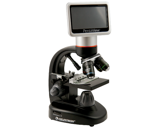 Celestron PentaView<sup>™</sup> LCD Digital Microscope w/ Touchscreen