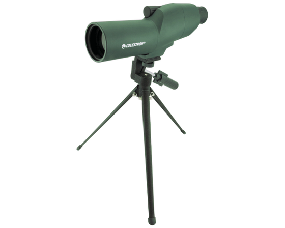 Celestron UpClose 15-45x 50mm Straight Spotting Scope