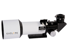 "Explore Scientific FCD1 80mm (3.1"") ED Triplet Apochromatic Refractor OTA"