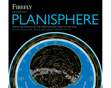 Firefly Planisphere (Map)