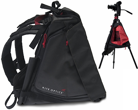 Kite Optics Viato Tripod Bag/Backpack
