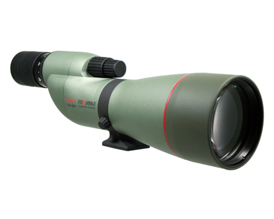 Kowa TSN-884 Prominar 88mm Angled Spotting Scope + TE-11WZ 25-60x Zoom Eyepiece