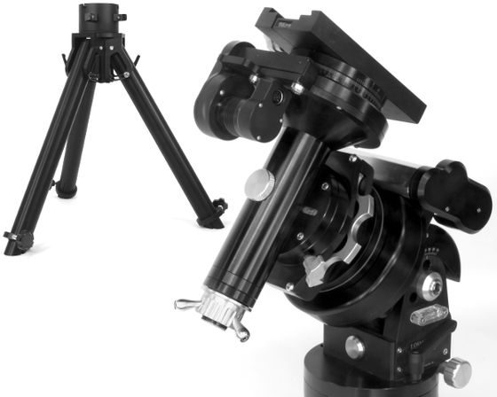 Losmandy G11GT Equatorial Mount with Tripod and Gemini 2 Computer Drive