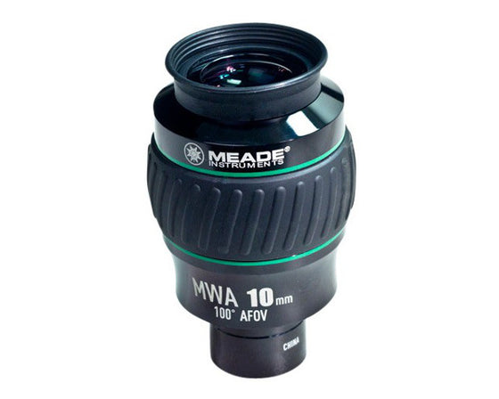 "Meade Series 5000 Mega Wide Angle 10mm 100° Eyepiece (1.25"")"