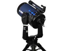 "Meade LX600-ACF 355mm (14"") f/8 UHTC Computerized Telescope with Tripod"
