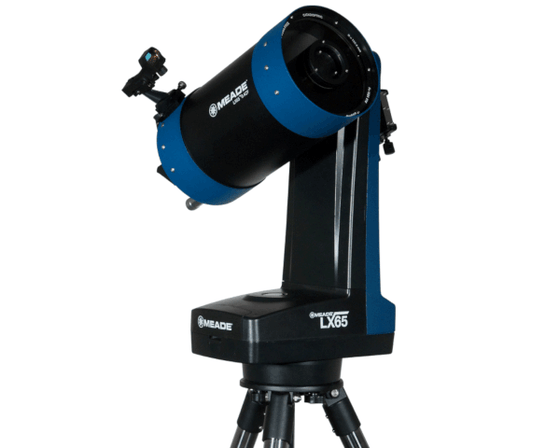 "Meade LX65 150mm (6"") Maksutov-Cassegrain Telescope on Alt-Az GoTo Mount and Tripod"