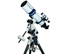 "Meade LX85 125mm (5"") f/5.8 Achromatic Telescope on Equatorial Mount and Tripod"