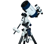 "Meade LX85 152mm (6"") f/10 Advanced Coma-Free (ACF™) Telescope on Equatorial Mount and Tri"