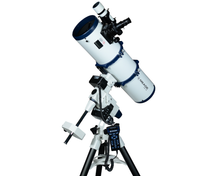 "Meade LX85 150mm (6"") f/5 Reflector Telescope on Equatorial Mount and Tripod"