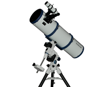 "Meade LX85 200mm (8"") f/5 Reflector Telescope on Equatorial Mount and Tripod"
