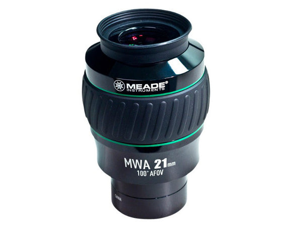 "Meade Series 5000 Mega Wide Angle 21mm 15mm 100° Eyepiece (2"")"