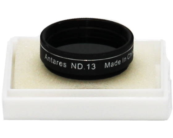 "Antares 13% Transmission Neutral Density Moon Filter (1.25"")"